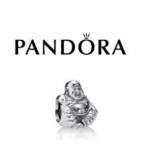 Pandora Smiling Buddha Charm